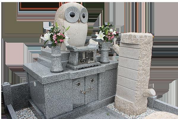 永代供養墓 ~おもひで霊廟~