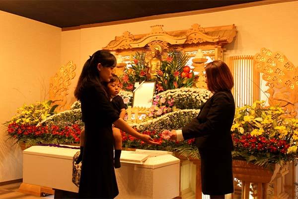 あきつ葬祭の特長
